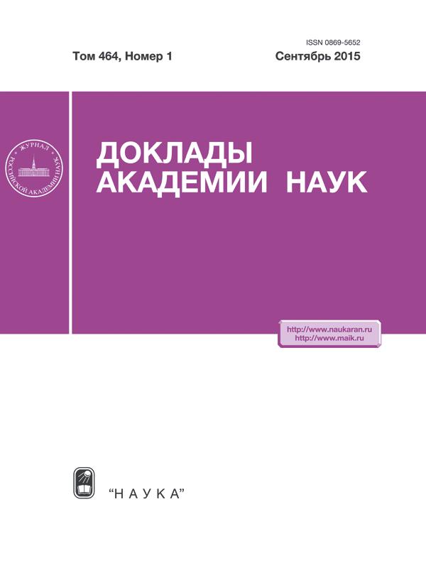 Каталог доклады академии наук 7939